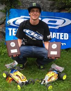 Patrick Hofer - Team Driver