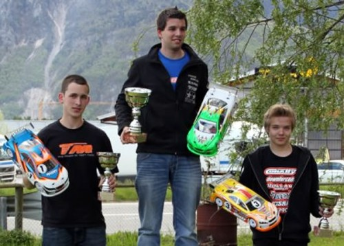 Simon Allemann 2nd Place and TQ Swiss Championship in Aigle