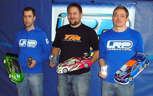 Patrick Gassauer wins with Team Magic E4RS II