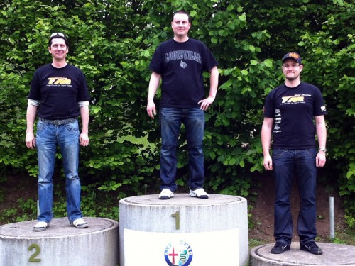2012 Team Magic Challenge - Langenthal