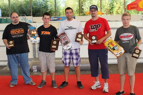 Simon Allemann – Team Magic E4RS II – wins Swiss Championship round 4 at Weinfelden