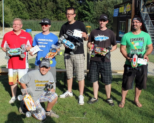 Patrick Hofer dominates round 4 of Swiss Nationals in Dielsdorf