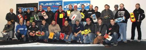 ART Winter Championship R1 Drivers