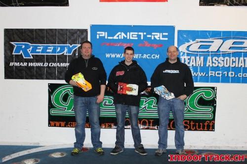 Stefan Wüthrich wins ART Winter Championship R1