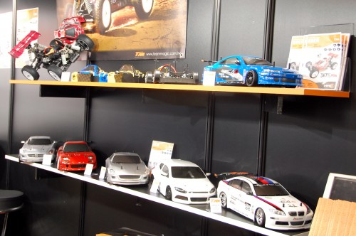 HRC Distribution at Nuremberg Toy Fair 2013