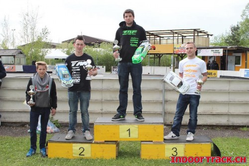 Great season start for Simon Allemann - Team Magic E4RS II - at Swiss Championship round 1