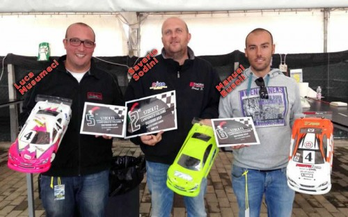 Great result for Team Magic E4RS II EVO @ UISP Italian Championship