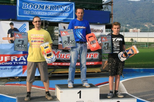 First podium for Jordy Dubuis / Team Magic E4RS II EVO @ last round of Swiss Championship !