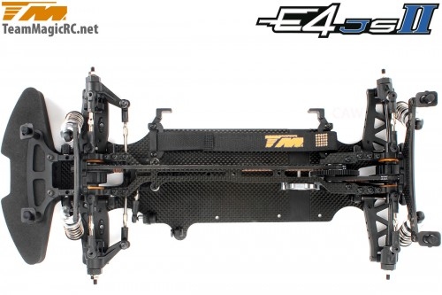 NEW TEAM MAGIC E4JS II - 1/10 TOURING CAR KIT !!
