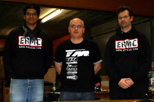 Walter Pollet-Villard / Team Magic E4RS II EVO wins round 1 of SITCC @ Geneva