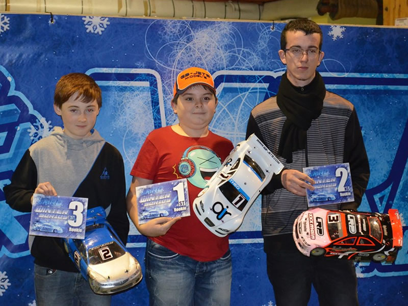 Théo François / Team Magic E4RS II wins the round 3 of Indoor Winter series @ Longwy (France)