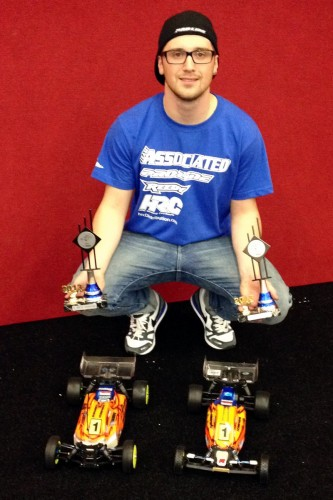 Patrick Hofer / Team Associated / Reedy wins MRTO Challenge in Altnau