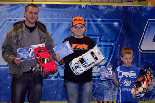 Théo François / Team Magic E4RS II EVO won the MRC Winter Series @ Longwy
