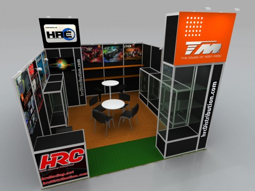 Welcome on the HRC Booth @ 2014 Nuremberg Toy Fair