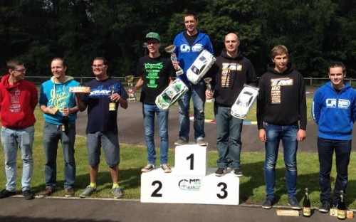 Fantastic Results for Team Magic E4RS II EVO French Nationals Rd 4 @ La Ferrière