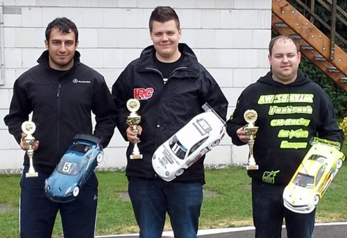 Philipp und Pius Walleser / Team Magic E4RS II EVO win in Singen Germany