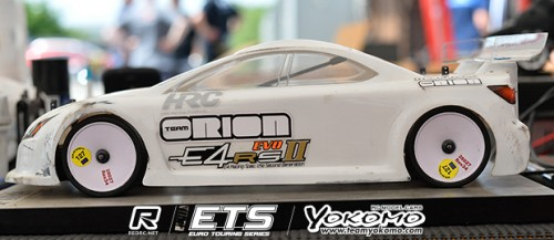 Léo Arnold / Team Magic E4RS II EVO in the A-Main @ ETS / Luxembourg !