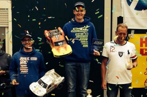 Patrick Hofer / Team Associated  - German National Vize Champion in SC and 3rd in 4wd buggy