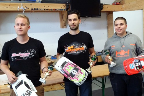 Michele Manzo / Team Magic E4RS II EVO takes the 2nd place @ Swiss Championship !