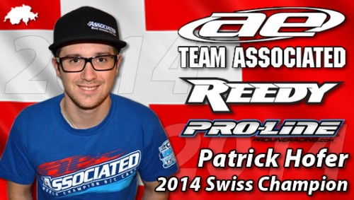 Patrick Hofer - 2014 Swiss Champion