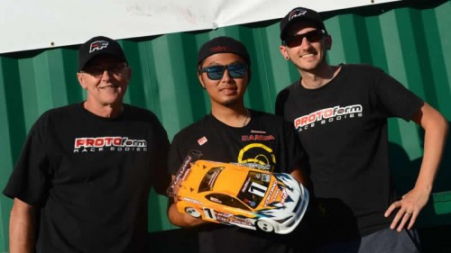 PROTOform dominates 1/12 and 1/10 ISTC 2014 World Championships !!