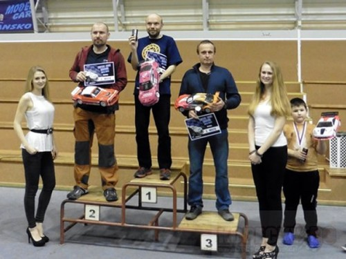 Team Magic on the Podium in Czech Republic