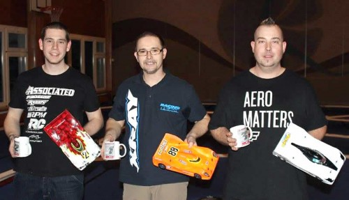 Stefan Wüthrich / Associated RC12R5.2 on 2nd place @ 2015 SIC round 2