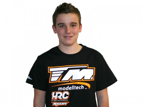 Jordy Dubuis / Team Magic E4RS III finished on 2nd place at DMTCC Challenge round 7