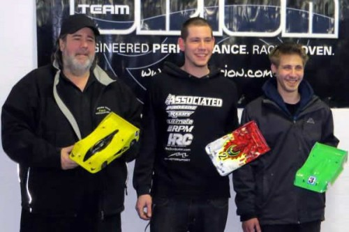 Stefan Wüthrich / Associated wins the round 5 of 2015 ART Winter Cup and obtained the Vice-Champion title