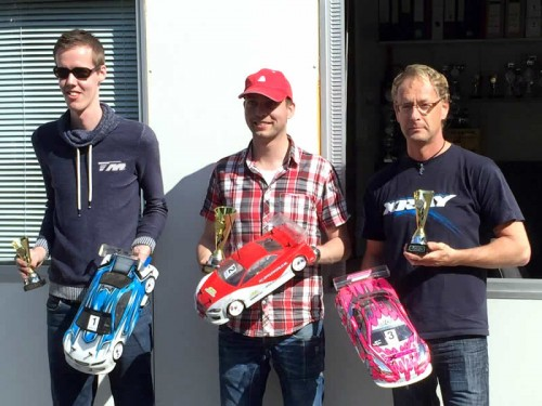 Rob Janssen / TM E4RS III set TQ and finish 3rd at Netherland Nationals Rd 2