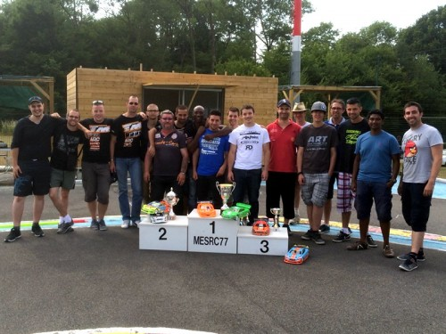 """Second Place for TM E4RS III at the """"8 hours of Emerainville"""" Endurance Club Race"""