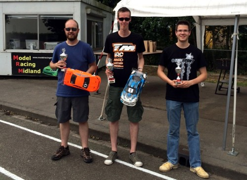 Rob Janssen / TM E4RS III wins Dutch Nationals Rd3 at Lelystad !