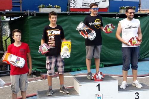 Fantastic result for Marco Balmer / TM E4RS III @ Swiss Championship Rd3 / Chiasso
