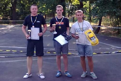 Victor Lytvynenko / TM E4RS III wins Ukrainian Nationals @ Odessa