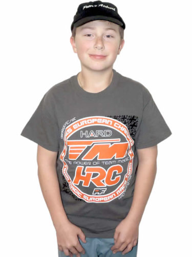 Team Magic / HRC supports young and talented driver Aaron Vandepoele !