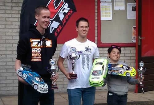 Rob Janssen / TM E4RS III finishes 2nd at last round of Netherlands Championship and get the National Title !!