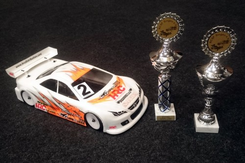 Double Podium for Tino Weller / TM E4RS III at DMC SM4 and Bawü Cup