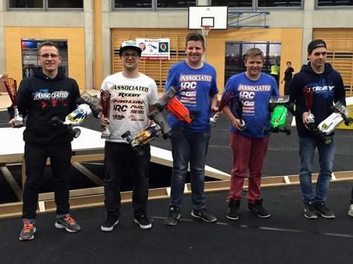Patrick Hofer / Associated wins MRTO Challenge Race in Altnau Switzerland