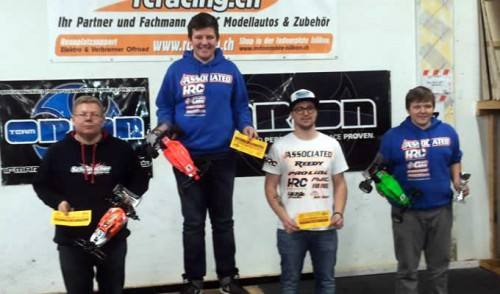 Nico Schmid / HRC Racing wins Islikon OffRoad Masters Round 2 !!