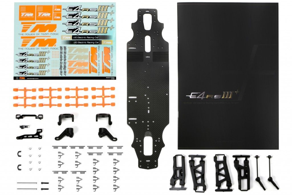 "NEW - Team Magic E4RS III ""Plus"" Upgrade Kit"