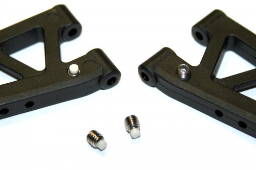 NEW - HRC Racing Droop Screws with Derlin Post !!