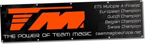 Banner Team Magic 300x80