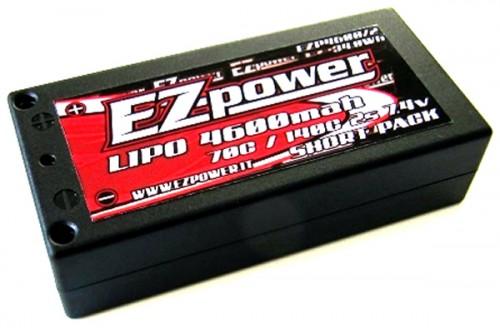 EZpower Racing LiPo batteries distributed by HRC Distribution