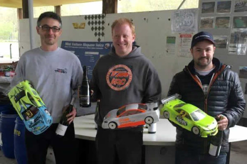 Jeremy Clavey / Team Magic E4RS III Plus wins League 6 Round 3 at Gresswiller