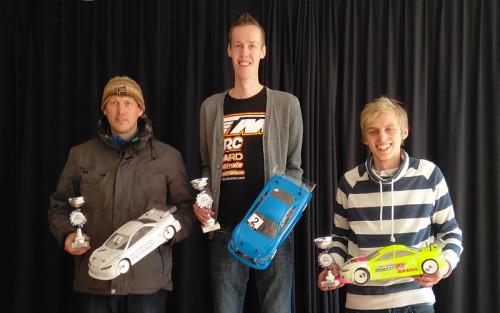 Rob Janssen / Team Magic E4RS III Plus wins Dutch Nationals round 1 at Apeldoorn