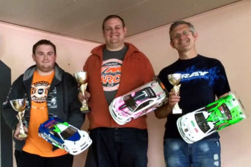 Jacques Libar / Team Magic E4RS III Plus wins Luxembourg Nationals Round 1 at LMCC Luxembourg