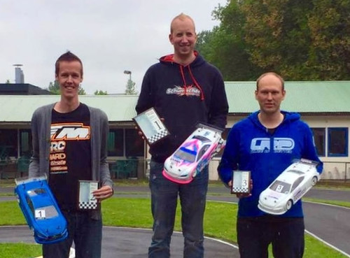 Rob Janssen / Team Magic E4RS III Plus finished on second place at Dutch Nationals round 2 !