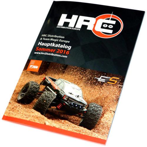NEW - HRC Distribution & Team Magic Europe Summer 2016 Catalogue