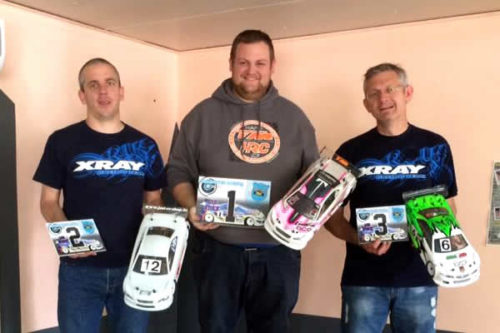 Jacques Libar / Team Magic E4RS III Plus wins Luxembourg Nationals Round 2 at LMCC Luxembourg