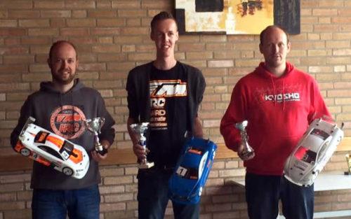 Rob Janssen / Team Magic E4RS III Plus dominates Dutch Nationals Round 3 in Deventer !